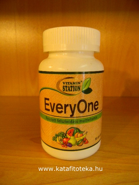 VITAMIN STATION EVERY ONE MULTIVITAMIN TABLETTA 90 db