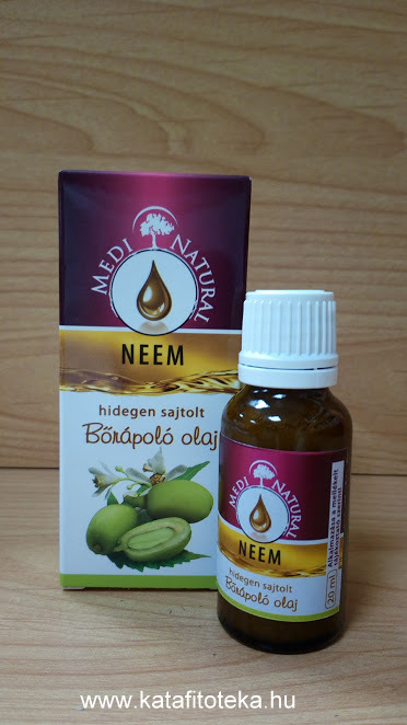 MEDINATURAL NEEM OLAJ 20 ML