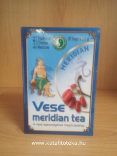 DR.CHEN VESE MERIDIAN TEA 20 FILTER