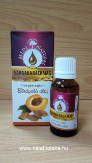 MEDINATURAL SÁRGABARACKMAG OLAJ 20 ML